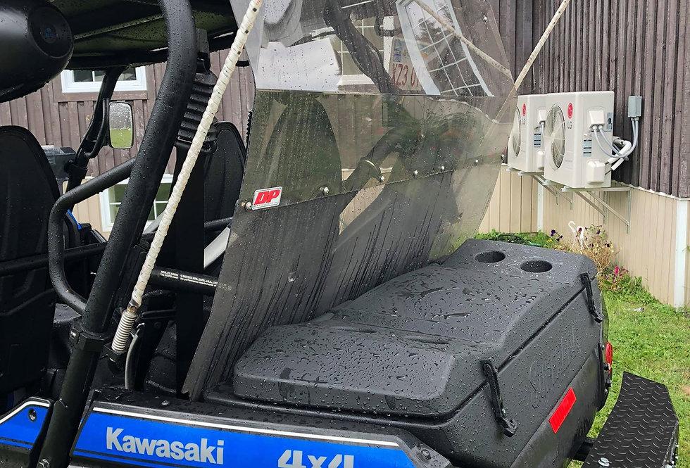 pare-brise arrière / rear windshield, Teryx 4
