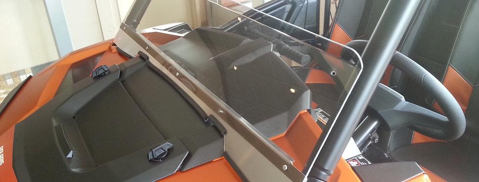 demi pare-brise Polaris RZR 900 1000 avec renfort