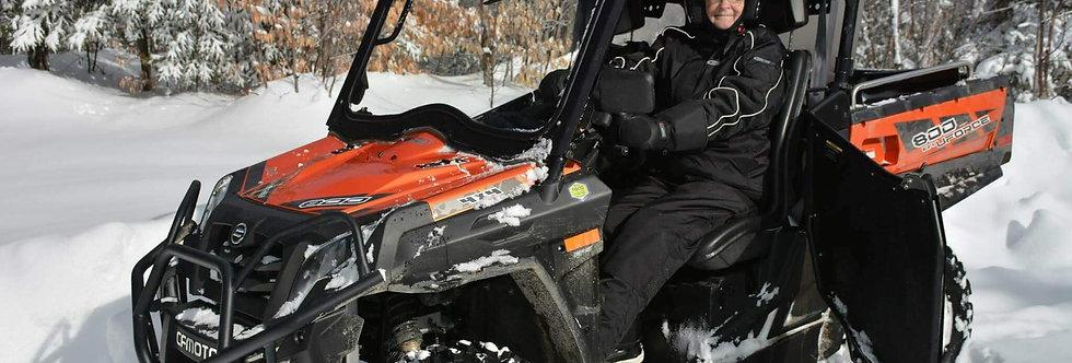 Kit pour pare-brise de verre / glass windshield kit, Uforce Tracker