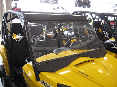 Can-Am Commander 2014+ folding windshield