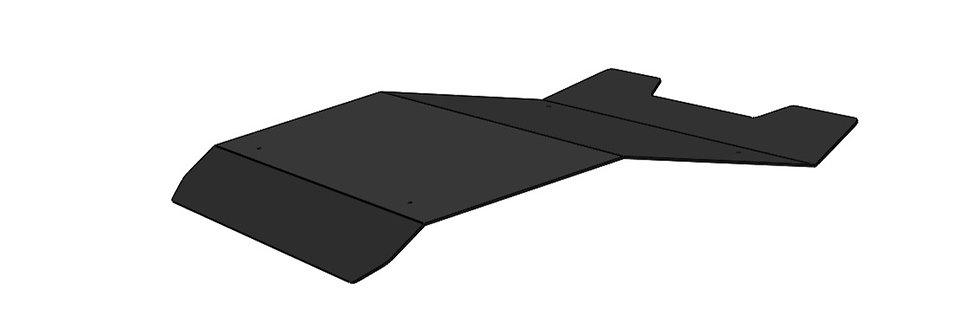 toit d'aluminium / aluminum roof, Wildcat