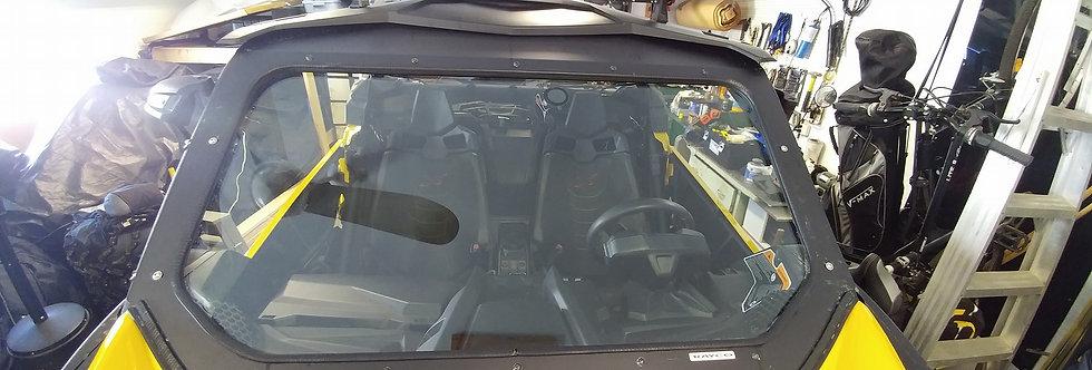 Kit pour pare-brise de verre / glass windshield Maverick X3