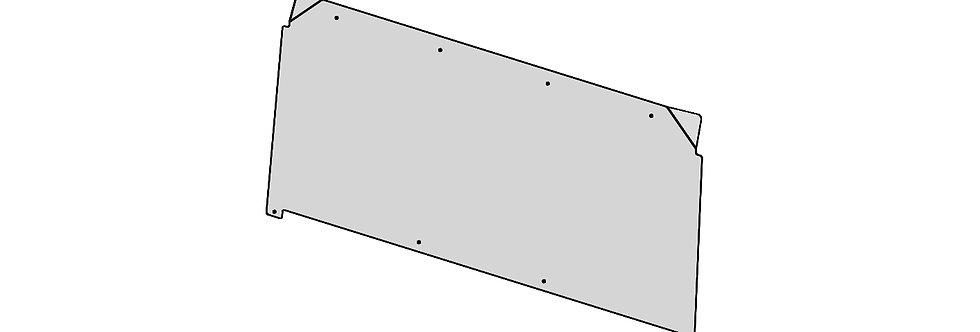 pare-brise arrière Can-Am Defender rear windshield