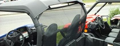 Filet anti-vent arrière / rear windscreen, Wolverine 700 X2