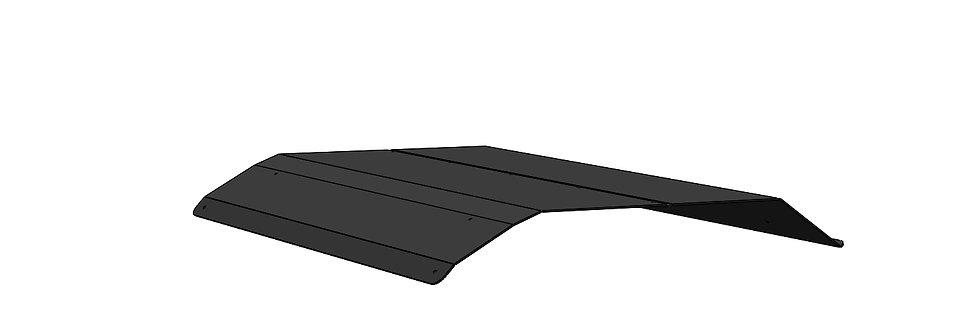 toit aluminium / aluminum roof, Uforce