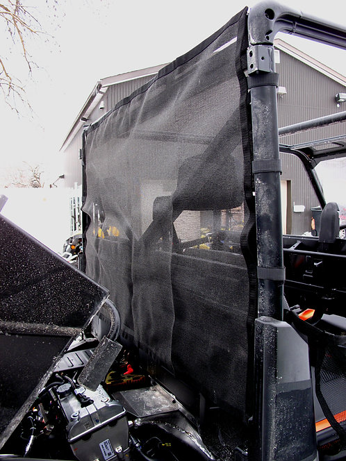 Polaris Ranger XP rear windscreens