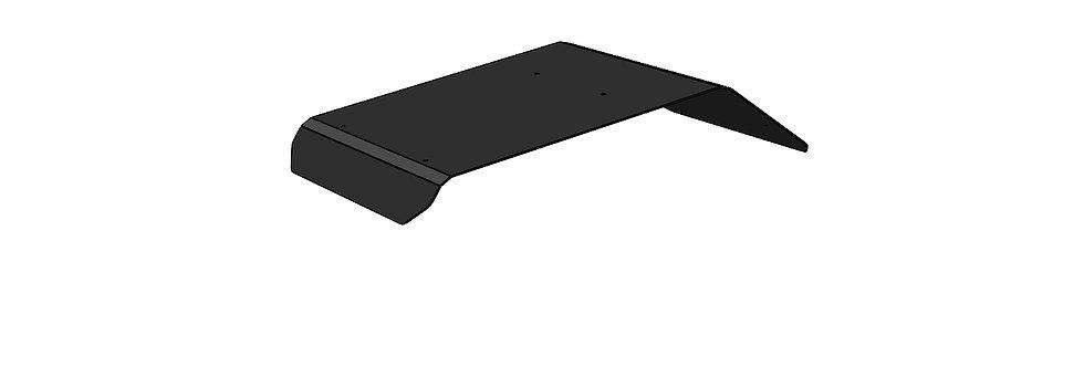 toit aluminium / aluminum roof, Ace