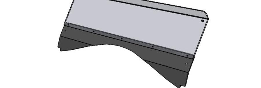 demi pare-brise / half windshield, Prowler