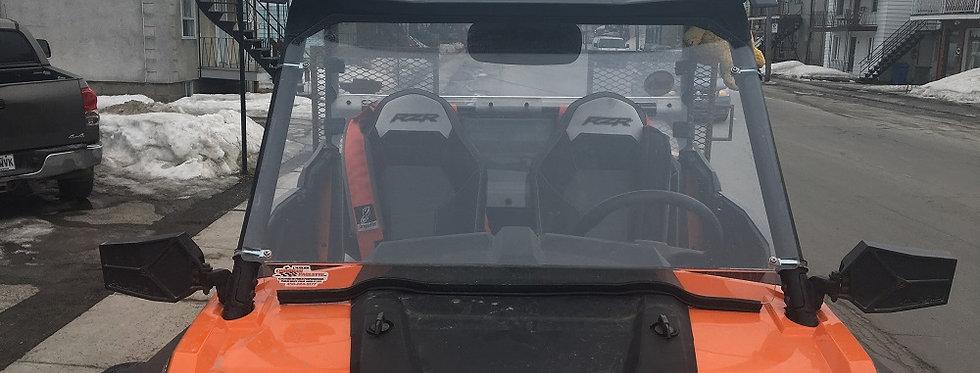 pare-brise plein / full windshield, RZR