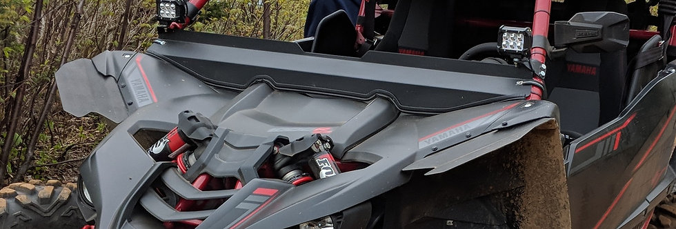 Déflecteur d'air / wind deflector, YXZ1000R 2016 - 2018