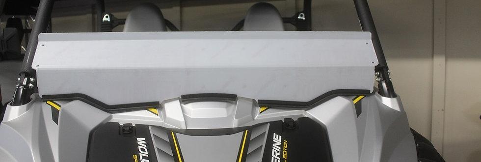 demi pare-brise / half windshield, Wolverine 700