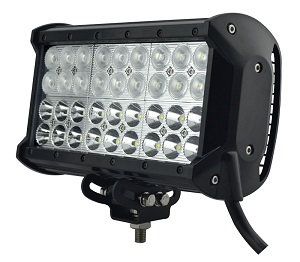 4 row 108 watts LED light bar