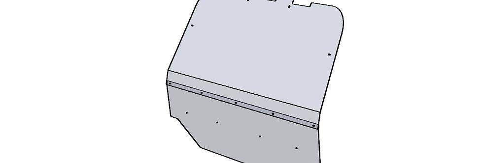 de pare-brise arrière / rear windshield, RZR