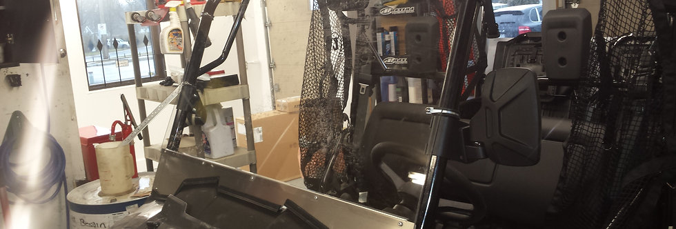 pare-brise Honda Pioneer 700 windshield