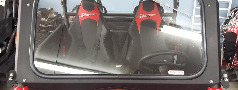Kit pour pare-brise de verre / glass windshield kit, Zforce 500 800 1000