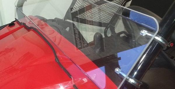 demi pare-brise / half windshield, Pioneer 500