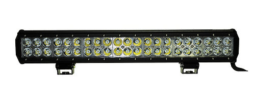 double row 126 watts LED light bar
