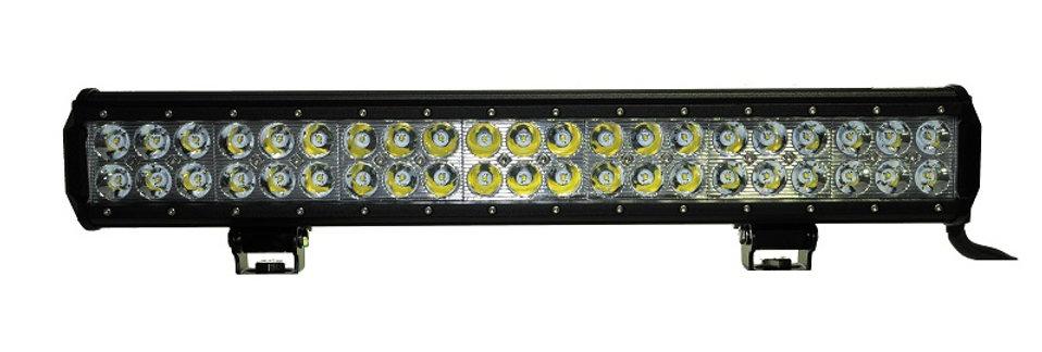 barre D.E.L. 126 watts 2 rangées