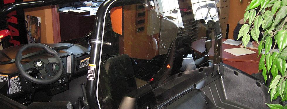 pare-brise arrière Wildcat Trail & Sport rear windshield