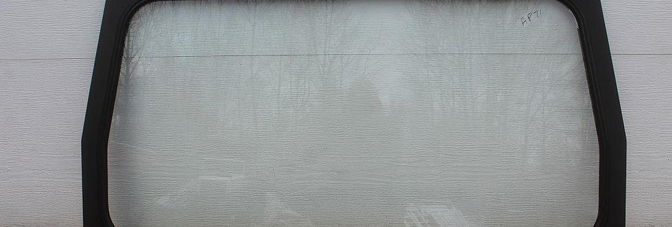 pare-brise verre laminé Arctic Cat Prowler (châssis tubes carrés)