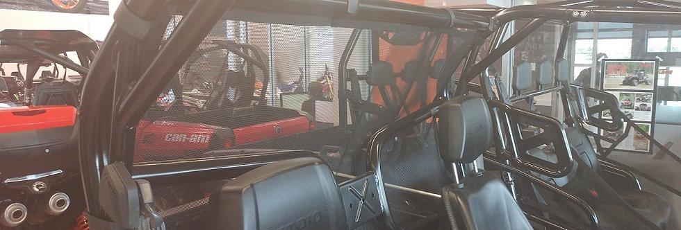 Filet anti-vent arrière CF Moto Tracker 800 rear windscreen