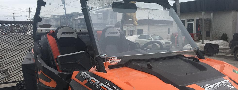 pare-brise Polaris RZR 900 1000 windshield