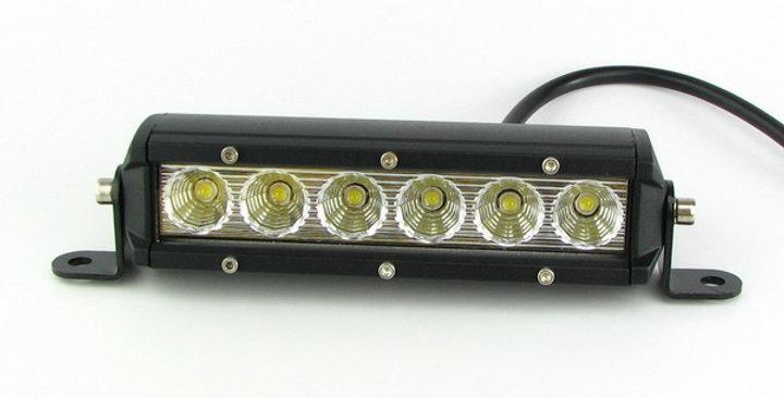 barre D.E.L. 30 watts 1 rangée