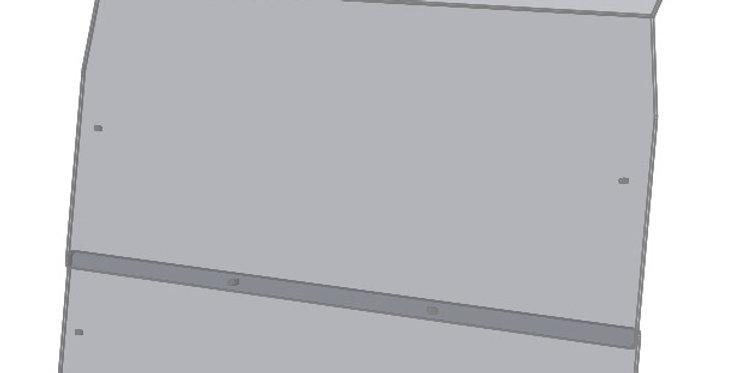 pare-brise arrière Honda Pioneer 500 rear windshield