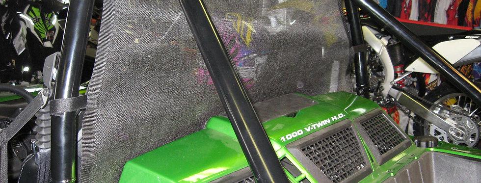 Filet anti-vent arrière Wildcat 4 rear windscreen
