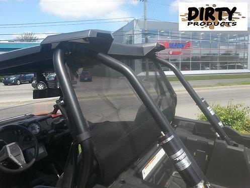 Polaris RZR 900 1000 rear windscreens