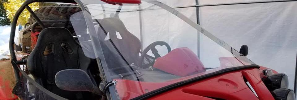 pare-brise / windshield, Chironex