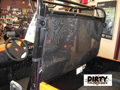 Kymco UXV rear windscreens