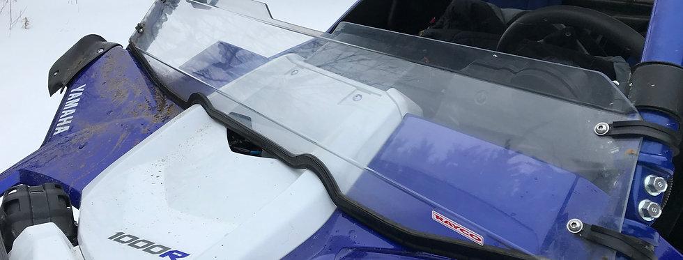demi pare-brise / half windshield, YXZ1000R
