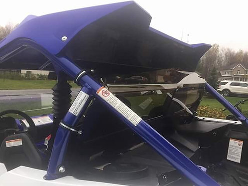 Yamaha YXZ1000R rear windshield