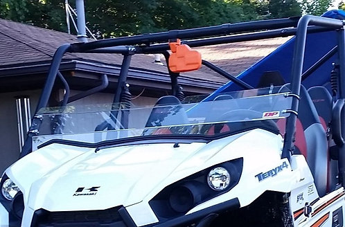 Kawasaki Teryx 800 half windshiled with stiffener