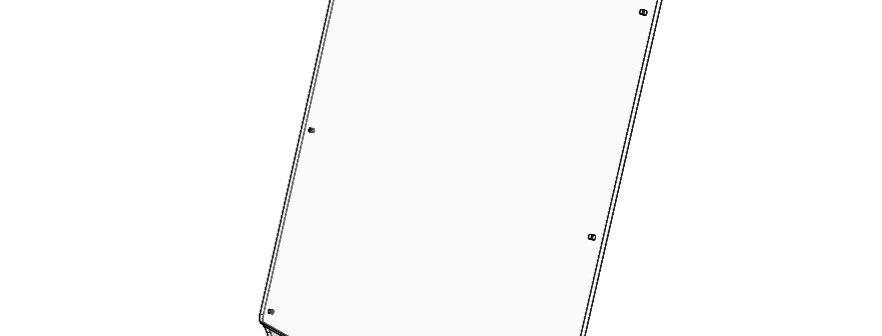 pare-brise / windshield, Mule Pro Mx