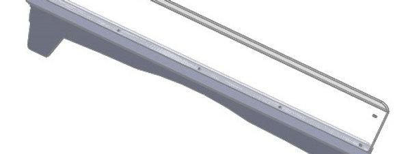 demi pare-brise Kawasaki Teryx half windshield