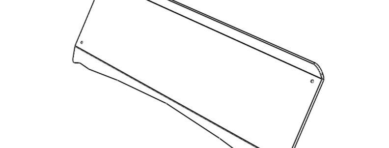 demi pare-brise / half windshield, Mule Pro DX/DXT/FX/FXT