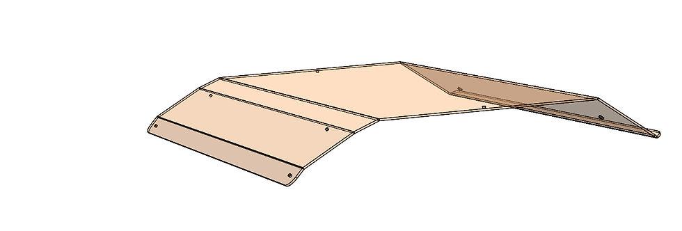 toit teinté / tinted roof, Uforce