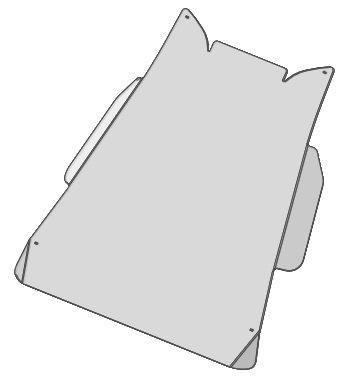Chironex Komodo 500 full windshield
