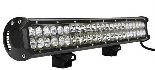 double row 144 watts LED light bar
