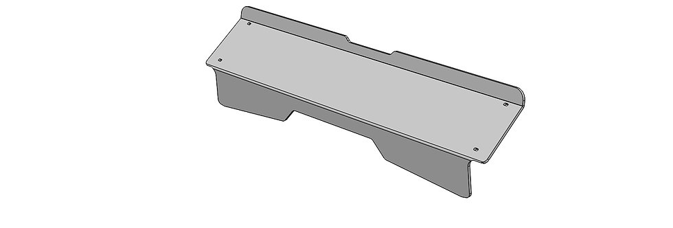 demi pare-brise / half windshield, RZR Pro XP