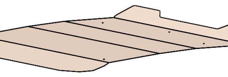 toit teinté / tinted roof, Commander Maverick