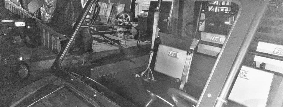 Kit pour pare-brise de verre / glass windshield kit, Mule Pro DX Pro FX