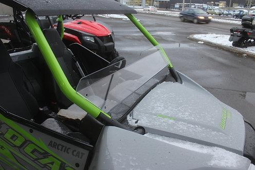 Arctic Cat Wildcat Trail & Sport half windshield