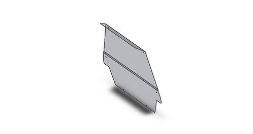 Polaris Ace rear windshield