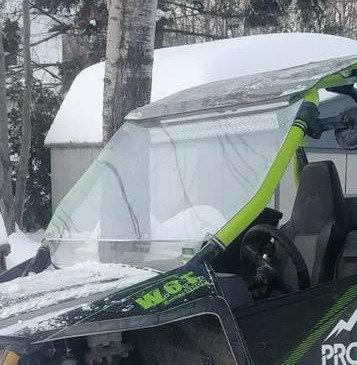 Arctic Cat Wildcat Trail / Sport full windshield