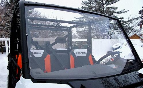 Polaris Ranger XP full windshield