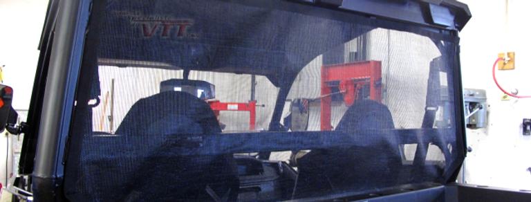 Filet anti-vent arrière / rear windscreen, General