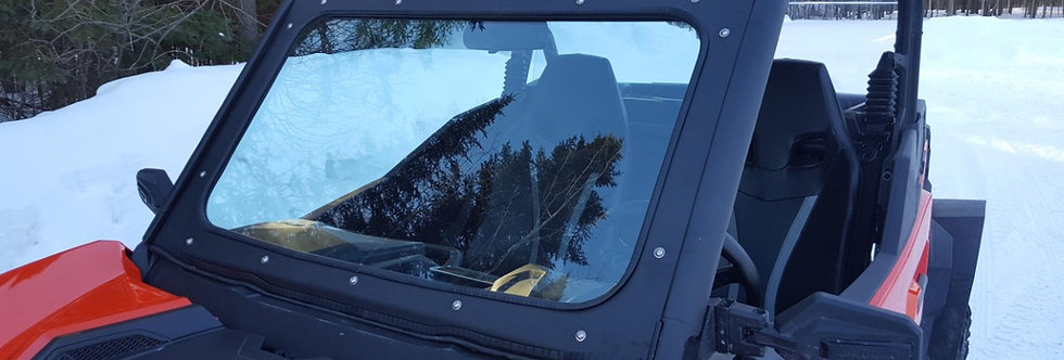 kit pour pare-brise de verre / glass windshield kit, Maverick Trail / Sport